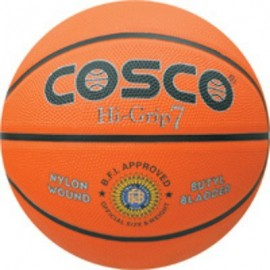 Cosco Basket Balls Hi-Grip 7cm - Orange