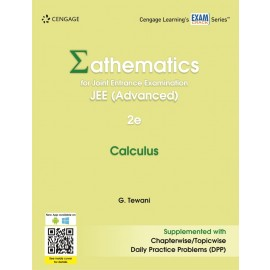 Cengage Mathematics for Joint Entrance Examination JEE (Advanced): Calculus by Ghanshyam Tewani