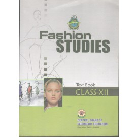 CBSE Fashion Studies (Textbook) for Class 12