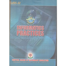 CBSE Informatics Practices Textbook for Class 11