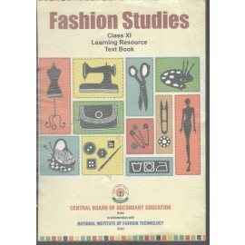 CBSE Fashion Studies (Textbook) for Class 11