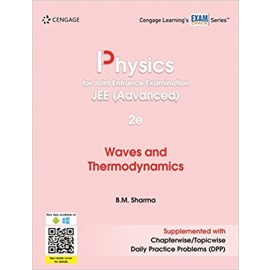 Cengage Physics for JEE (Advanced): Waves and Thermodynamics by B.M. Sharma