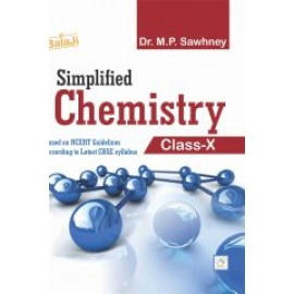 Shri Balaji Simplified Chemistry For Class 10 by Dr MP Sawhney