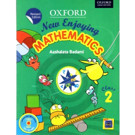 Oxford New Enjoying Mathematics Textbook for Class 2