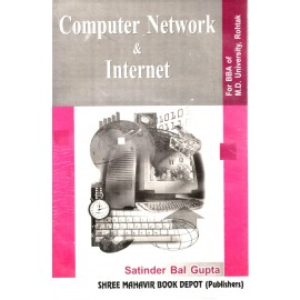 Computer Network & Internet by Gupta, Satinder Bal