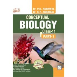 Shri Balaji Conceptual Biology For Class 11 by Dr PK Agrawal And Dr SP Agrawal