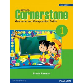 Pearson Cornerstone Grammar and Composition Skills for Class 1