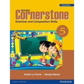 Pearson Cornerstone Grammar and Composition Skills for Class 5