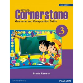 Pearson Cornerstone Grammar and Composition Skills for Class 3
