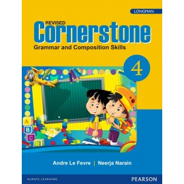 Pearson Cornerstone Grammar and Composition Skills for Class 4