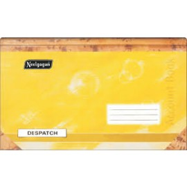 Neelgagan Dispatch Registers Copy Size Ordinary Binding (15.0 cm x 19.0 cm)