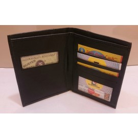 Cards and Currency Holder-Small (Leatherite) Code-1217