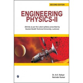 Engineering Physics 2 For GB Technical University Lucknow by Laxmi Publications