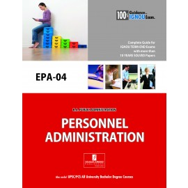 Straight Forward IGNOU B.A. Public Administrative - Personal Administration (EPA-04)