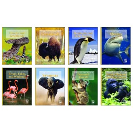 Eupheus Learning Animals and Their Habitats