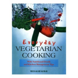 Everdyday Vegetarian Cooking by Minakshi Kumar