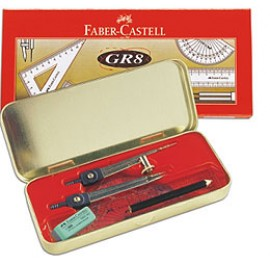Faber-Castell Geometry Box (GR8)