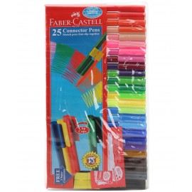 Faber-Castell Connector Pens Set of 50