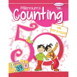 Millennium's Dev N Olina Counting Series 1 to 50