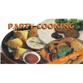 Party Cooking By Ruchi Mehta (Manoj Publications)