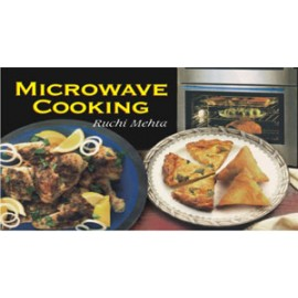 Microwave Cooking by Ruchi Mehta (Manoj Publications)