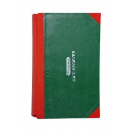 Writeaway Gate Register Hard Bound (Pages-600)