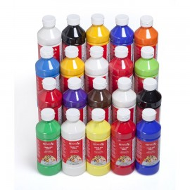 Faber Castell Tempera Paints (Ready Mix) -500 ml