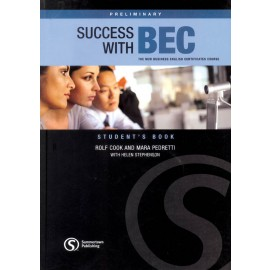 Success with BEC (Preliminary) Student's Book by Summertown