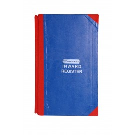 Writeaway  Register of  Inward Register Hard Bound (Pages-384)