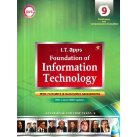 Kips I.T. Apps Foundation of Information Technology for Class 9