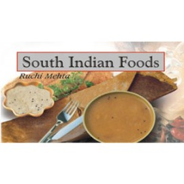 South Indian Foods by Ruchi Mehta (Manoj Publications)
