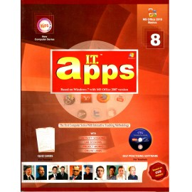 Kips IT Apps With Microsoft Office 2007 for Class 8