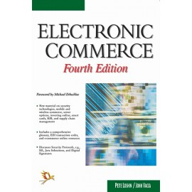 Electronic Commerce by Pete Loshin And John Vacca