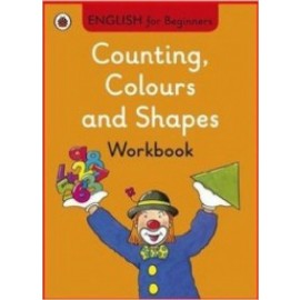Ladybird Counting, Colours and Shapes Workbook: English for Beginners