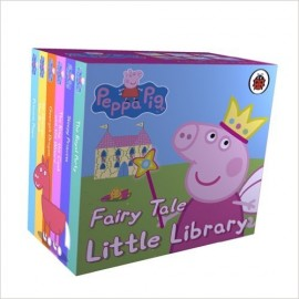 Ladybird Fairy Tale Little Library - Peppa Pig