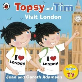 Ladybird Topsy and Tim Visit London