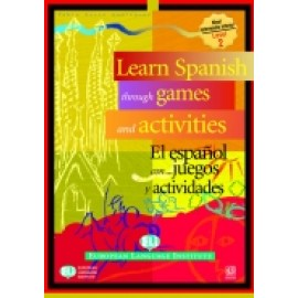 Learn Spanish Through Games And Activities Level 2 by ELI