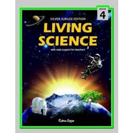 RatnaSagar Living Science for Class 4