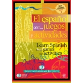 Learn Spanish Through Games And Activities Level 3 by ELI