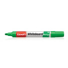 Luxor Refillable White Board Marker (Pack of 10)