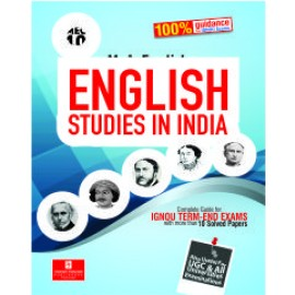 Straight Forward IGNOU M.A. English - English Studies in India 2nd Year (MEG-10)