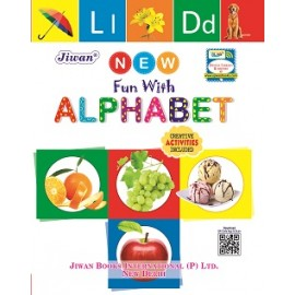 Jiwan New Fun with Alphabet by Urmila Mediratta