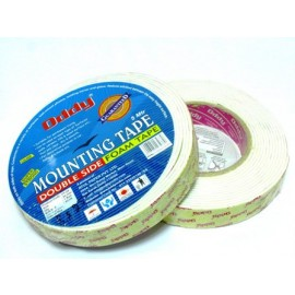 "Oddy Mounting Double Side Foam Tape Super Strong 0.5 "" (FT-12) - 5Mtrs"