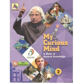 Infinity My Curious Mind-A Book of General Knowledge for Class 2