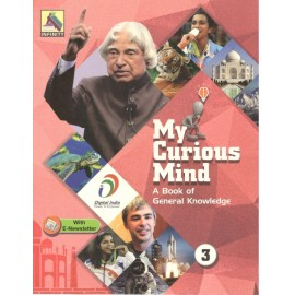 Infinity My Curious Mind-A Book of General Knowledge for Class 3