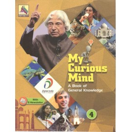 Infinity My Curious Mind-A Book of General Knowledge for Class 4