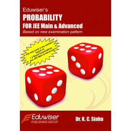 Eduwiser's Probability for JEE Main & Advanced by Prof. KC Sinha