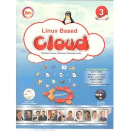 Kips Linux Based Cloud (Textbook of Computer Science) for Class 3