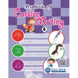 Edu Hub My Book of Cursive Writing Part 4