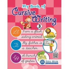 Edu Hub My Book of Cursive Writing Part 3